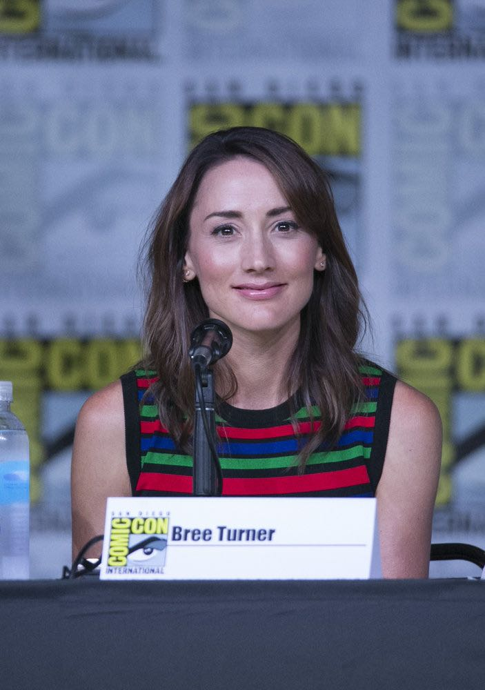 "COMIC-CON INTERNATIONAL: SAN DIEGO 2016 -- ""Grimm Panel"" -- Pictured: Bree Turner, Saturday, July 23, 2016, from the San Diego Convention Center, San Diego, Calif. -- (Photo by: Mark Davis/NBC)"