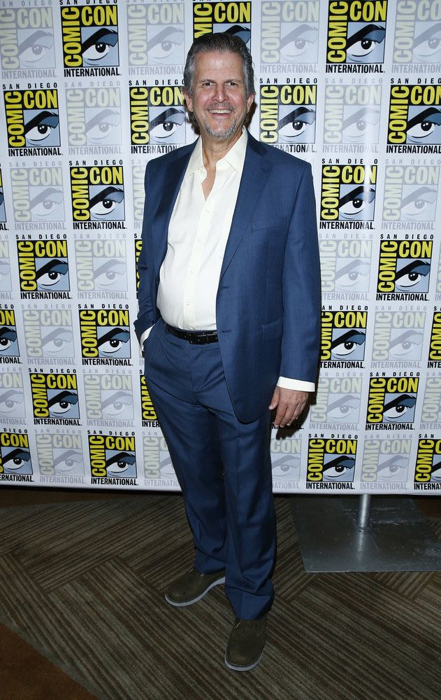"COMIC-CON INTERNATIONAL: SAN DIEGO 2016 -- ""Grimm Panel and Press Room"" -- Pictured: David Greenwalt, Executive Producer; Friday, July 22, 2016, from the Hilton Bayfront, San Diego, Calif. -- (Photo by: Mark Davis/NBC)"