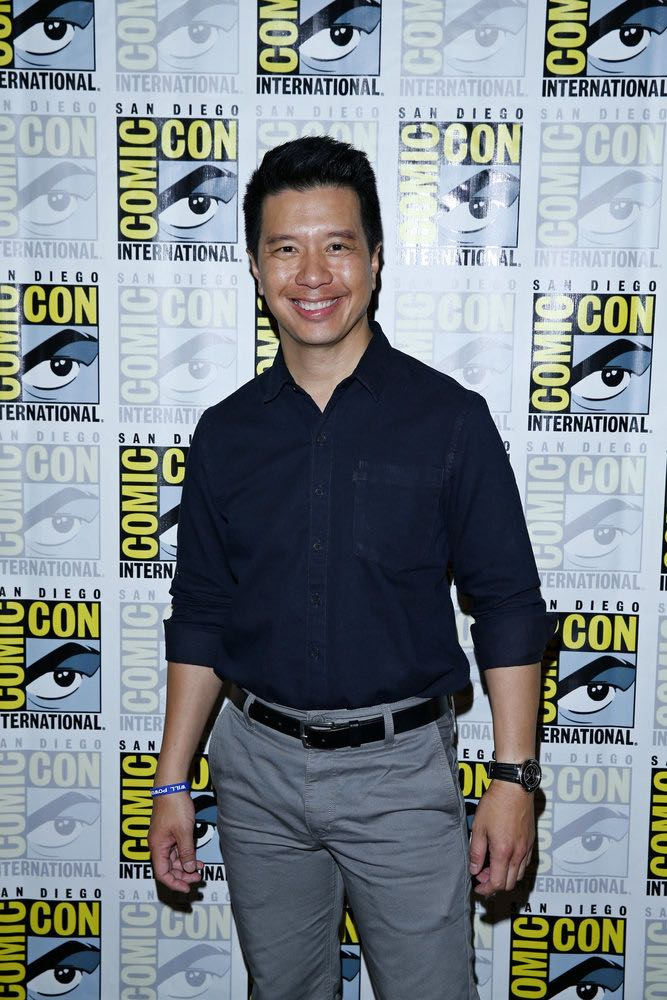 "COMIC-CON INTERNATIONAL: SAN DIEGO 2016 -- ""Grimm Panel and Press Room"" -- Pictured: Reggie Lee, Friday, July 22, 2016, from the Hilton Bayfront, San Diego, Calif. -- (Photo by: Mark Davis/NBC)"