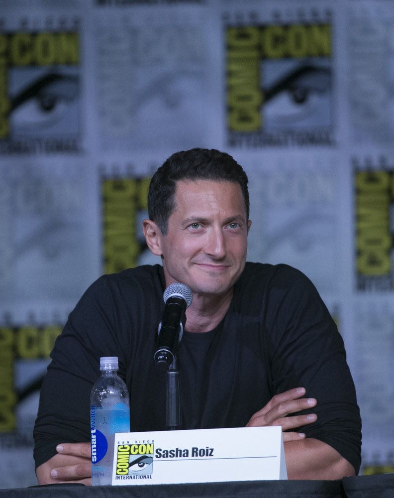 "COMIC-CON INTERNATIONAL: SAN DIEGO 2016 -- ""Grimm Panel"" -- Pictured: Sasha Roiz, Saturday, July 23, 2016, from the San Diego Convention Center, San Diego, Calif. -- (Photo by: Mark Davis/NBC)"