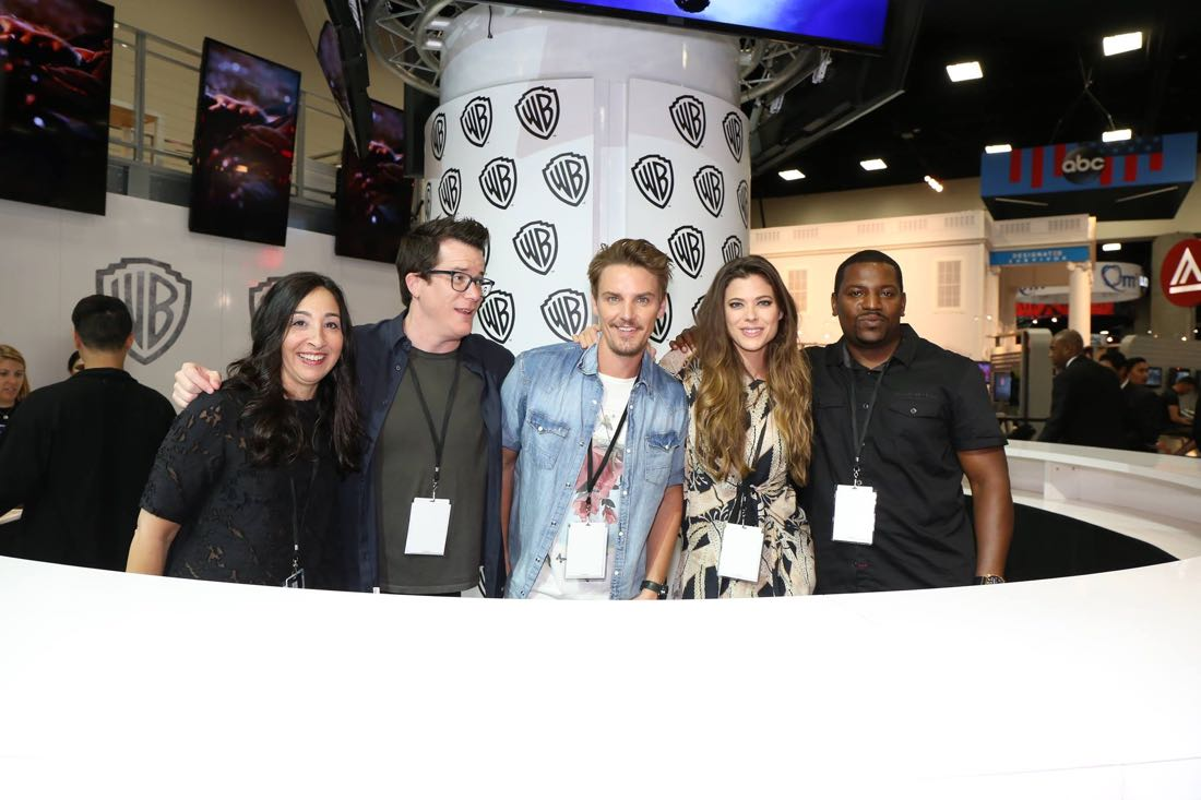 Frequency San Diego Comic Con 2016