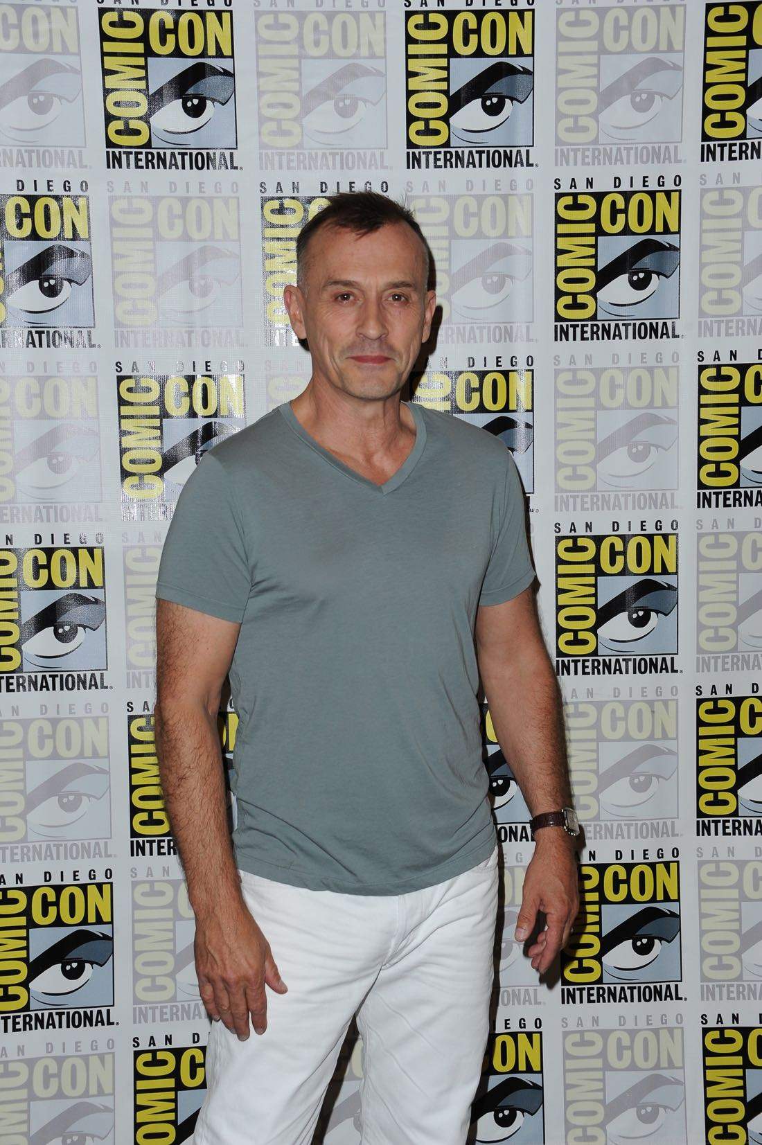 FOX FANFARE AT SAN DIEGO COMIC-CON © 2016: PRISON BREAK cast member Robert Knepper during the PRISON BREAK press room on Sunday, July 24 at the FOX FANFARE AT SAN DIEGO COMIC-CON © 2016. CR: Scott Kirkland/FOX © 2016 FOX BROADCASTING