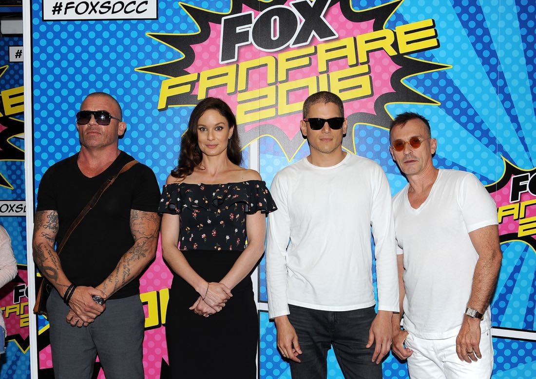 Prison Break San Diego Comic Con 2016 23
