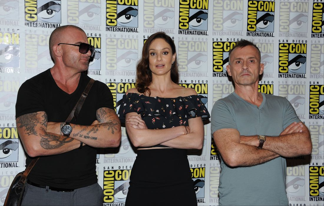 Prison Break San Diego Comic Con 2016 19
