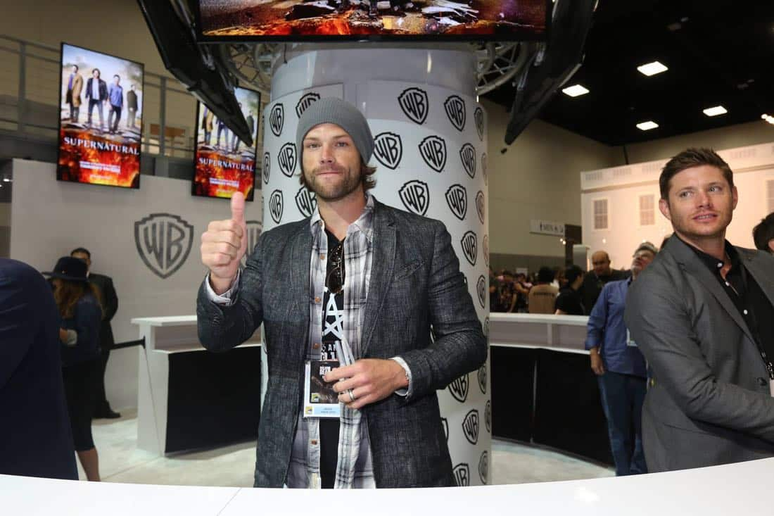 Supernatural San Diego Comic Con 2016-01