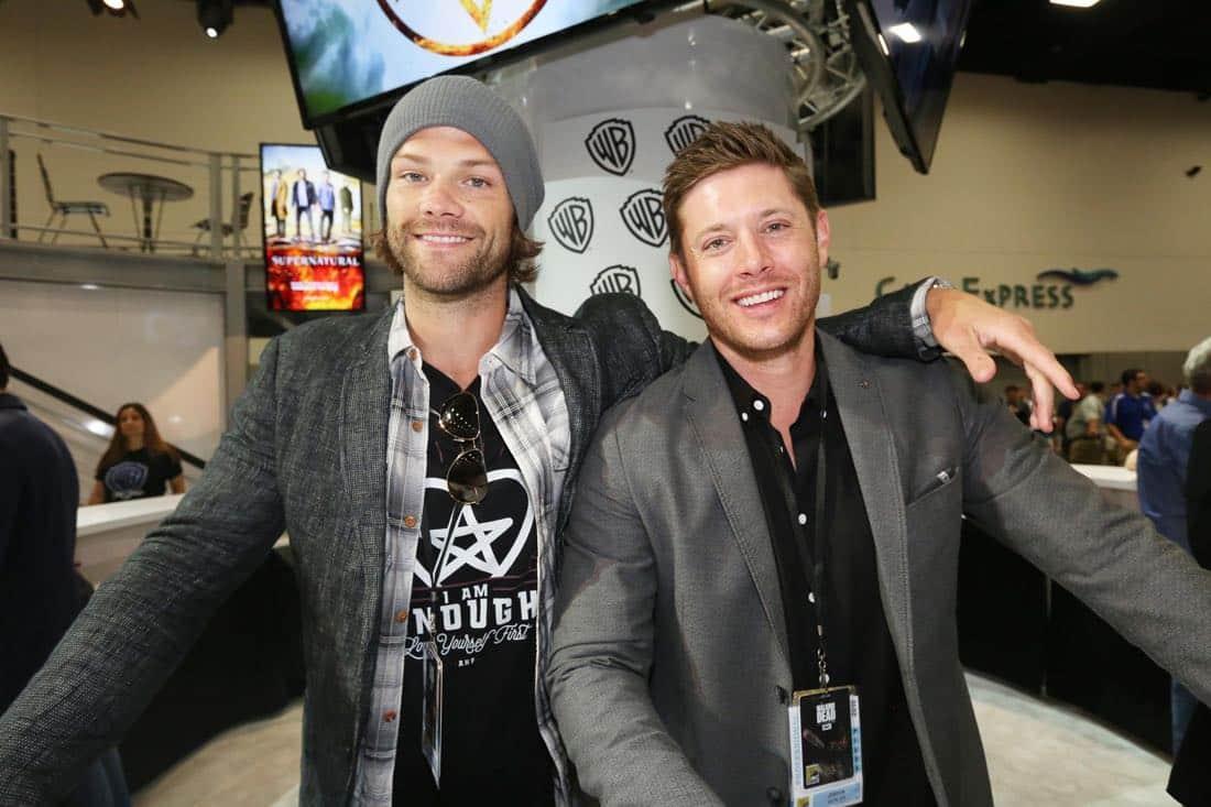Supernatural San Diego Comic Con 2016 11