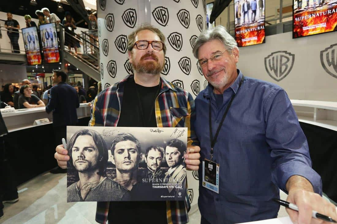 Supernatural San Diego Comic Con 2016-10