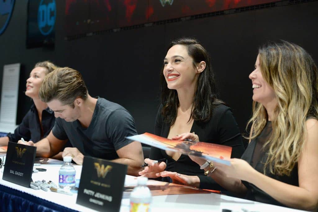 Wonder Woman San Diego Comic Con 2016-20
