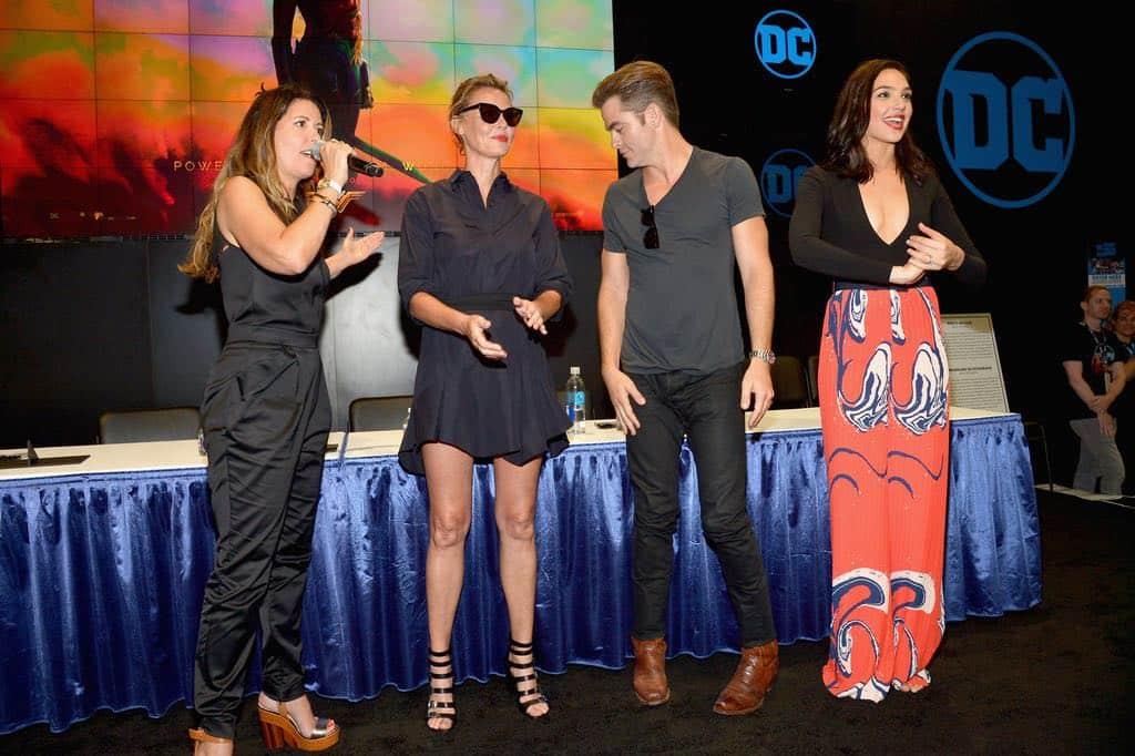 Wonder Woman San Diego Comic Con 2016-18