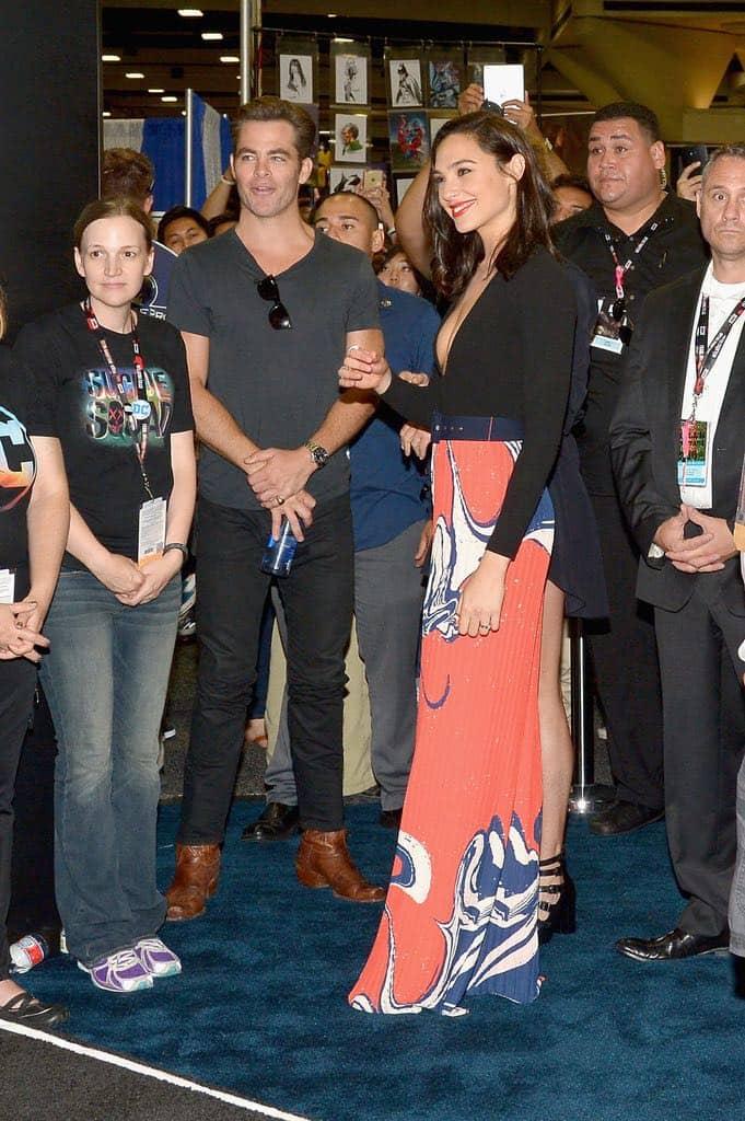 Wonder Woman San Diego Comic Con 2016-15