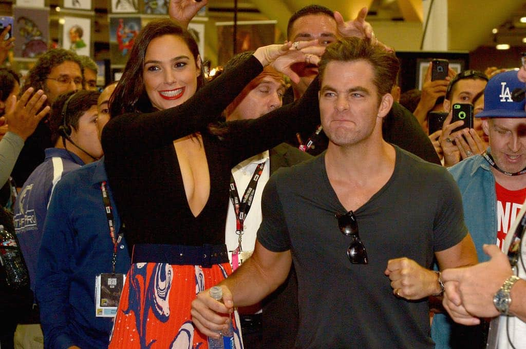 Wonder Woman San Diego Comic Con 2016-05
