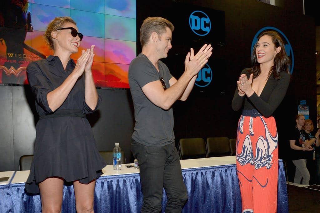 Wonder Woman San Diego Comic Con 2016-03