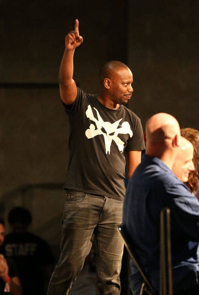 """COMIC-CON INTERNATIONAL: SAN DIEGO 2016 -- """"Timeless Panel"""" -- Pictured: Malcolm Barrett, Saturday, July 23, 2016, from the San Diego Convention Center, San Diego, Calif. -- (Photo by: Mark Davis/NBC)"""