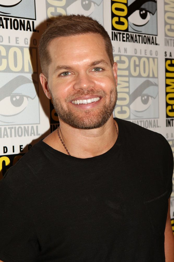 "COMIC-CON INTERNATIONAL: SAN DIEGO -- ""The Expanse Press Room"" -- Pictured: Wes Chatham -- (Photo by: Evans Vestal Ward/Syfy)"