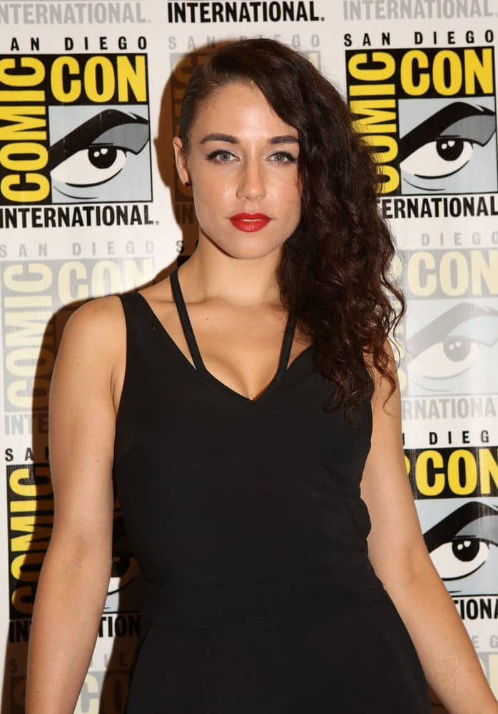 "COMIC-CON INTERNATIONAL: SAN DIEGO -- ""The Magicians Press Room"" -- Pictured: Jade Tailor -- (Photo by: Evans Vestal Ward/Syfy)"