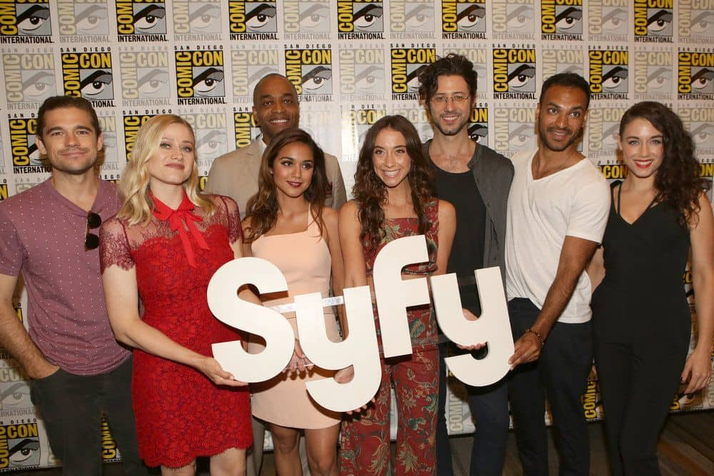 The Magicians Cast San Diego Comic Con 02
