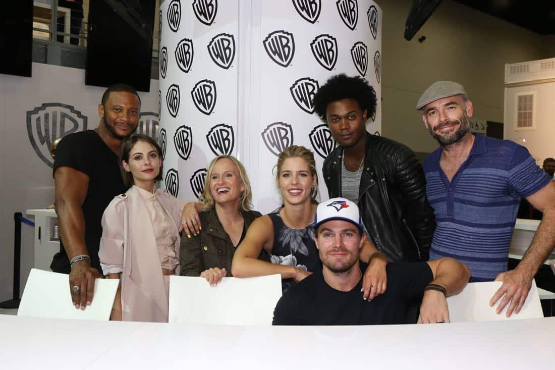 Arrow San Diego Comic Con 2016 6