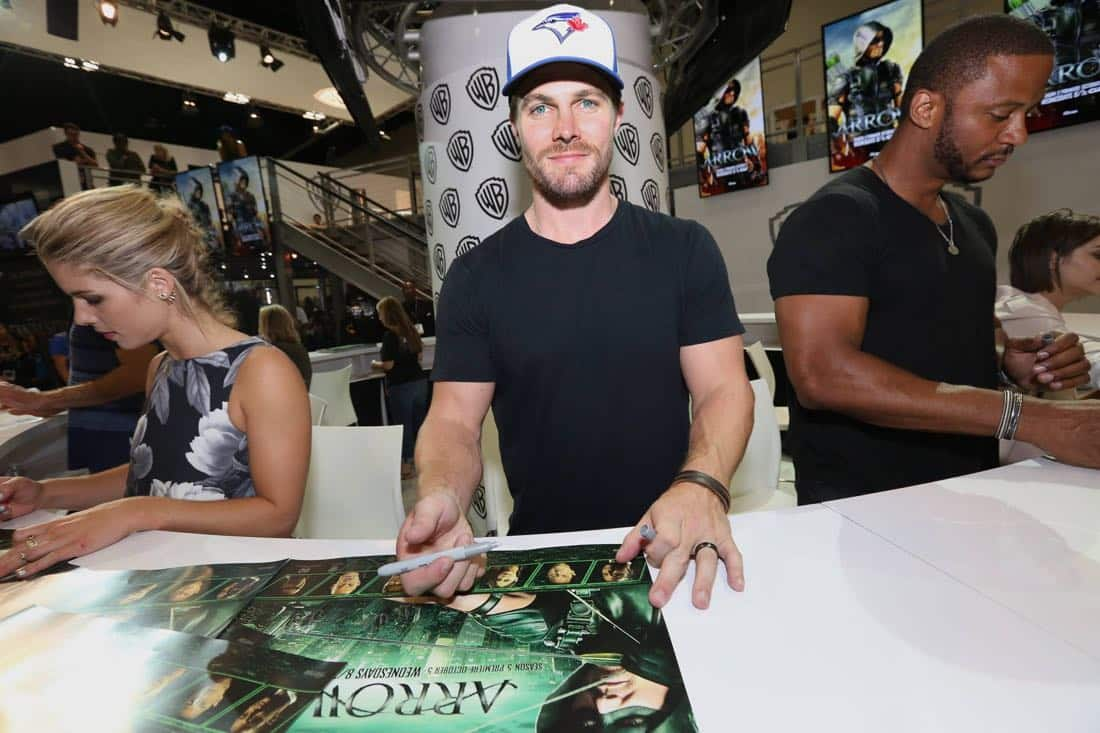 Arrow San Diego Comic Con 2016 3