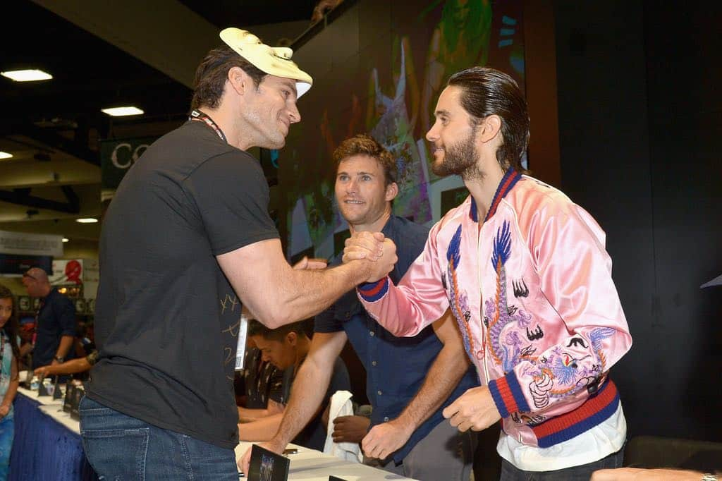 Suicide Squad San Diego Comic Con 2016 26