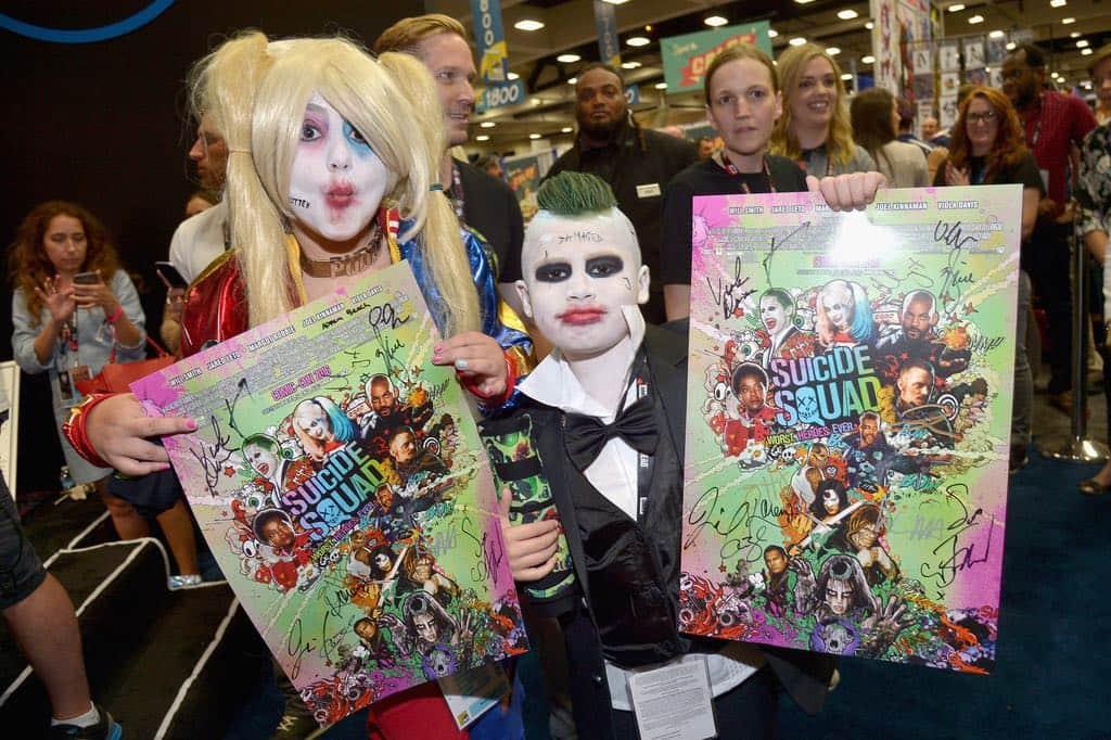 Suicide Squad San Diego Comic Con 2016-23