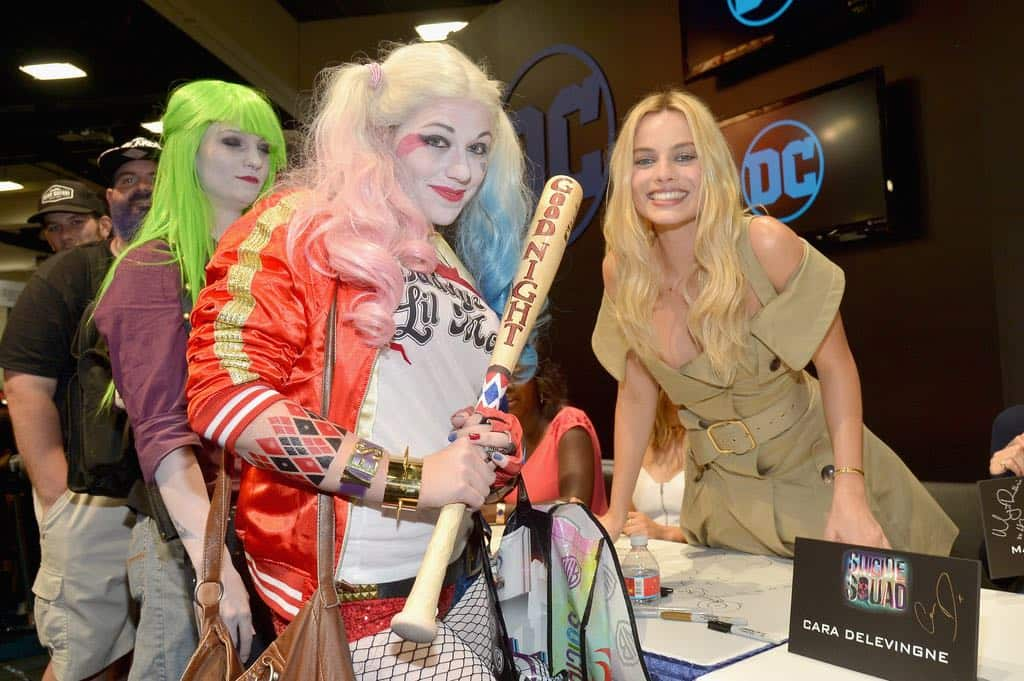 Suicide Squad San Diego Comic Con 2016-20