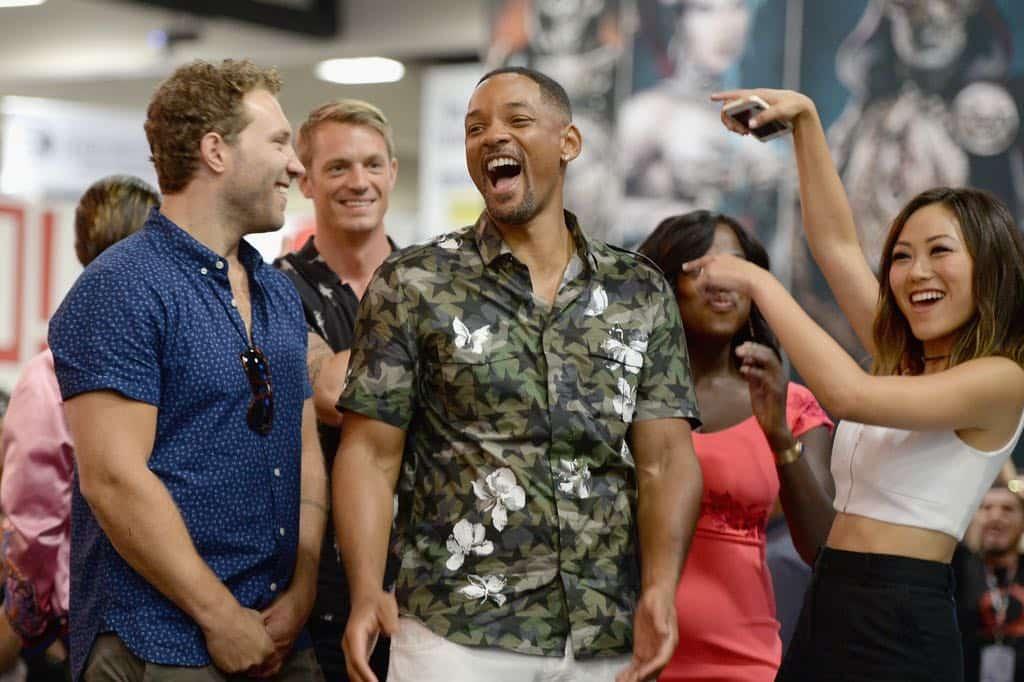Suicide Squad San Diego Comic Con 2016-11