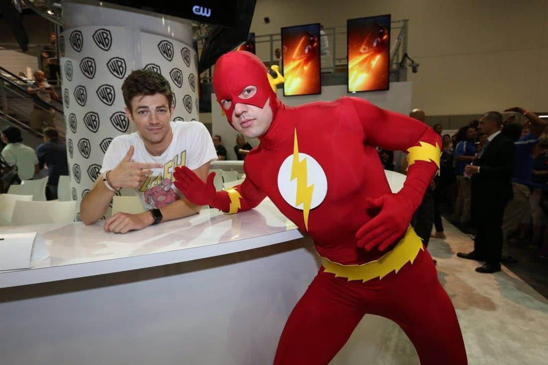The Flash San Diego Comic Con 2016-01