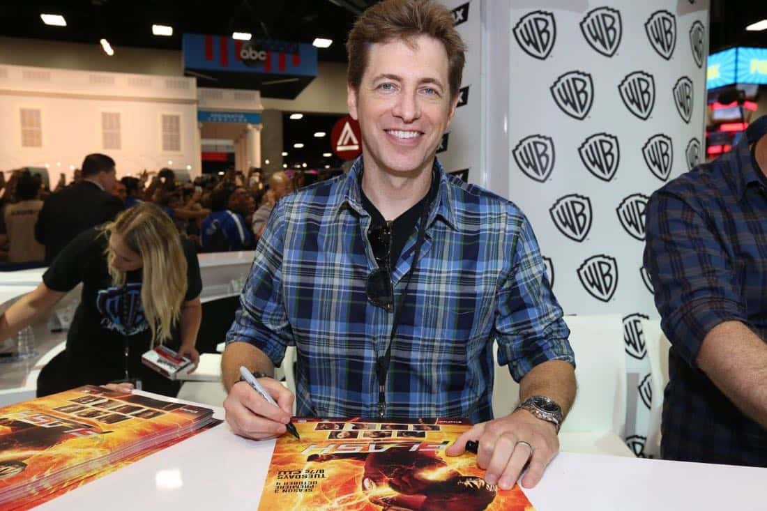 The Flash San Diego Comic Con 2016-17