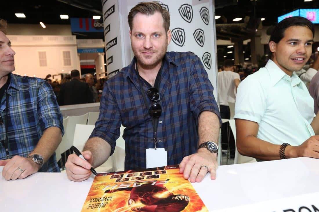 The Flash San Diego Comic Con 2016-16