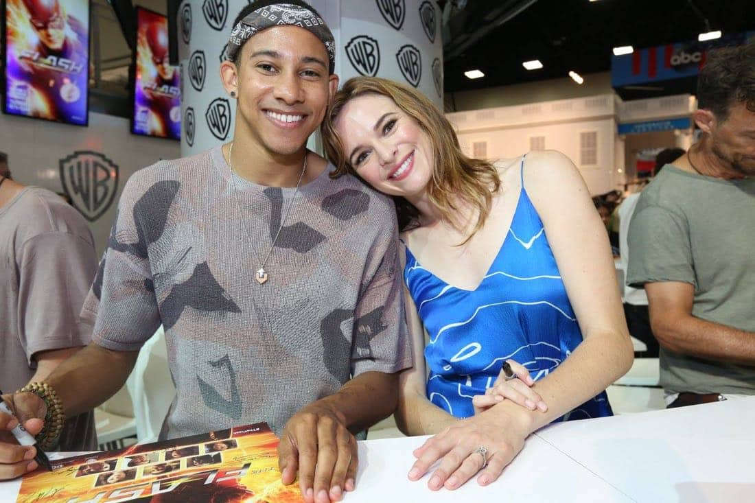The Flash San Diego Comic Con 2016-13