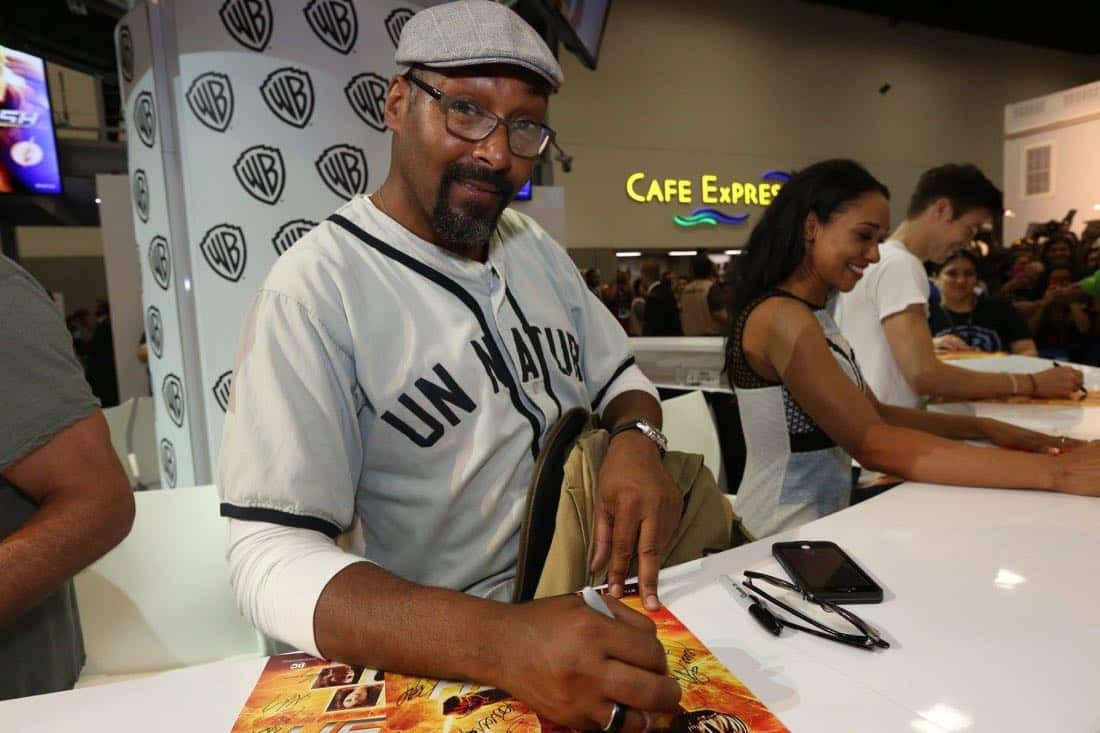 The Flash San Diego Comic Con 2016-11