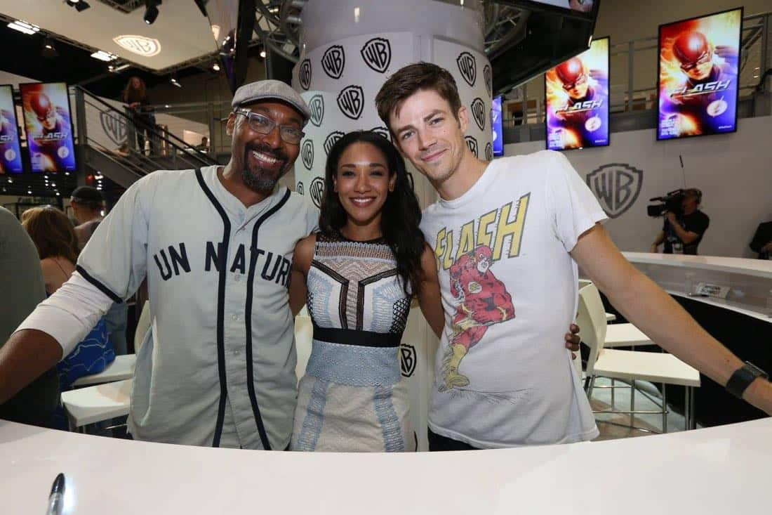 The Flash San Diego Comic Con 2016-09