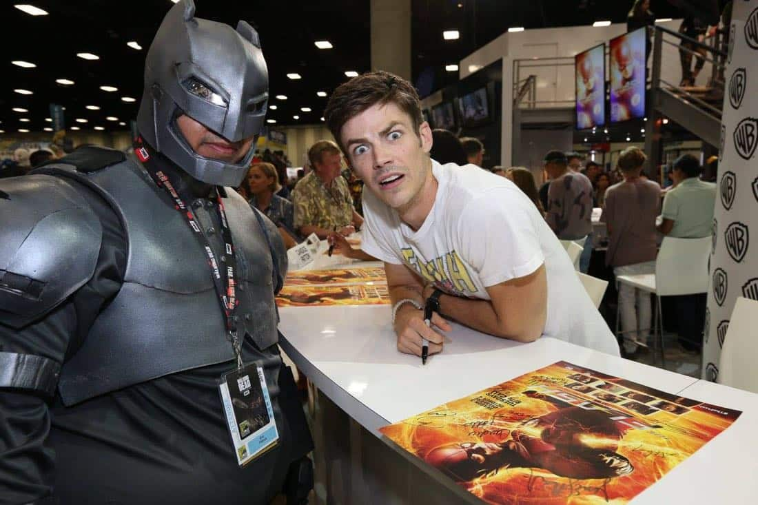 The Flash San Diego Comic Con 2016-08