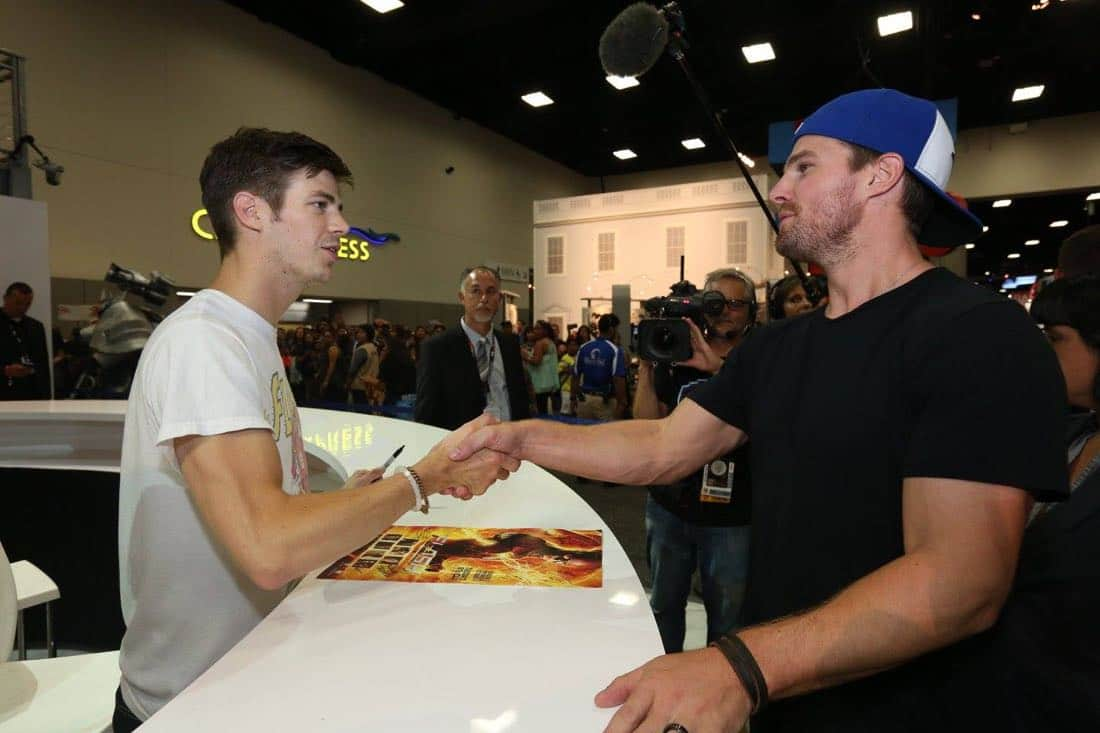 The Flash San Diego Comic Con 2016-06