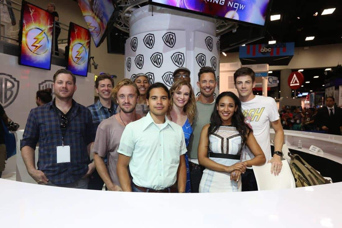 The Flash San Diego Comic Con 2016 05