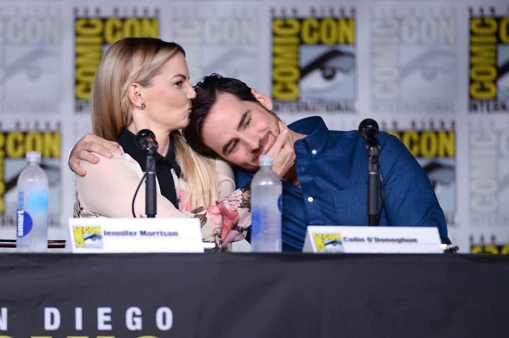 Once Upon A Time San Diego Comic Con 2016 01