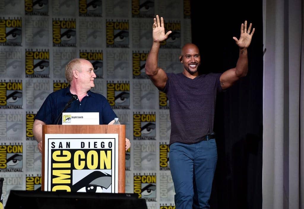 Agents Of SHIELD San Diego Comic Con 2016-07