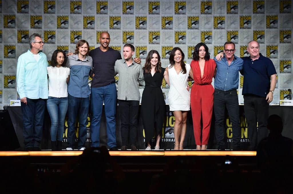 Agents Of SHIELD San Diego Comic Con 2016-06