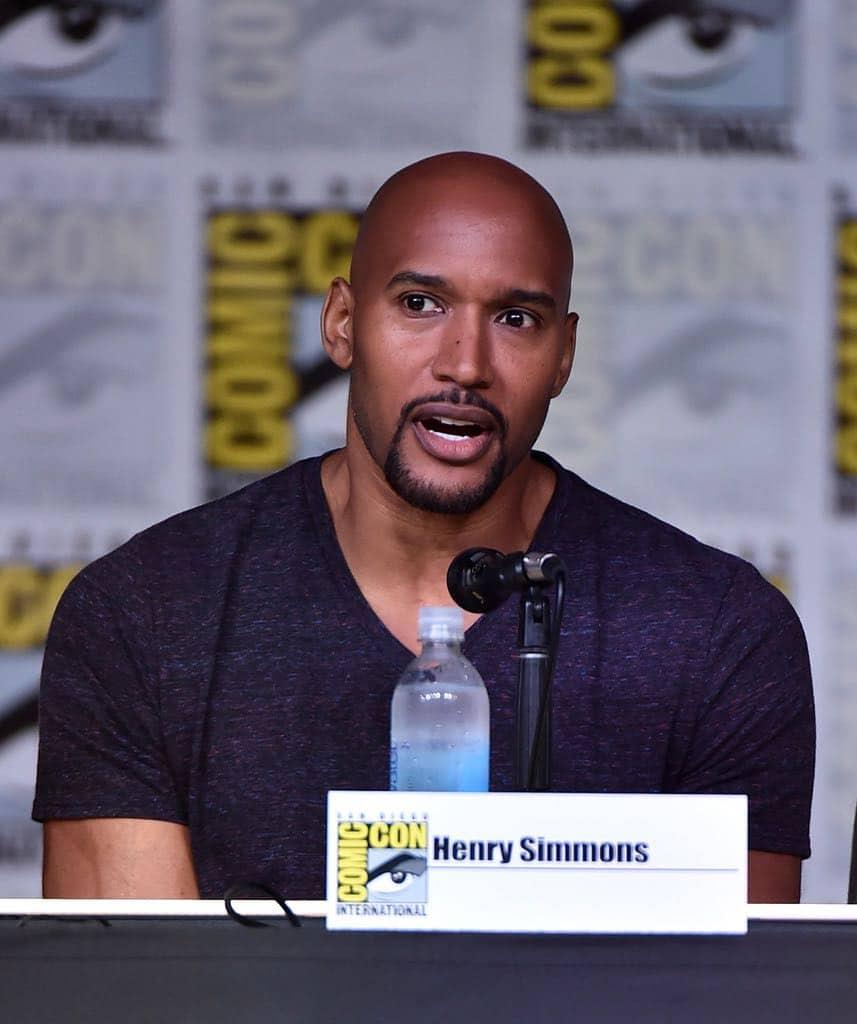 Agents Of SHIELD San Diego Comic Con 2016-02