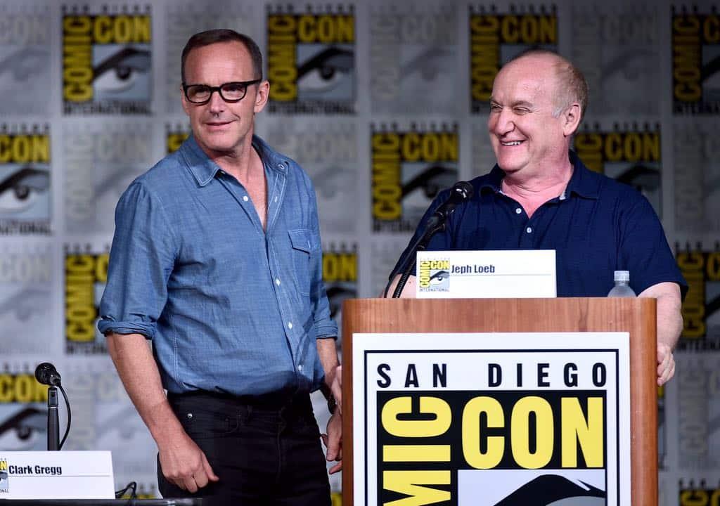 Agents Of SHIELD San Diego Comic Con 2016-32