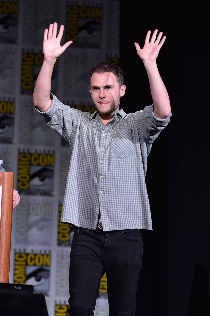 Agents Of SHIELD San Diego Comic Con 2016-28