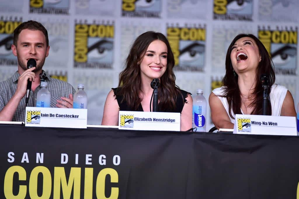 Agents Of SHIELD San Diego Comic Con 2016-27