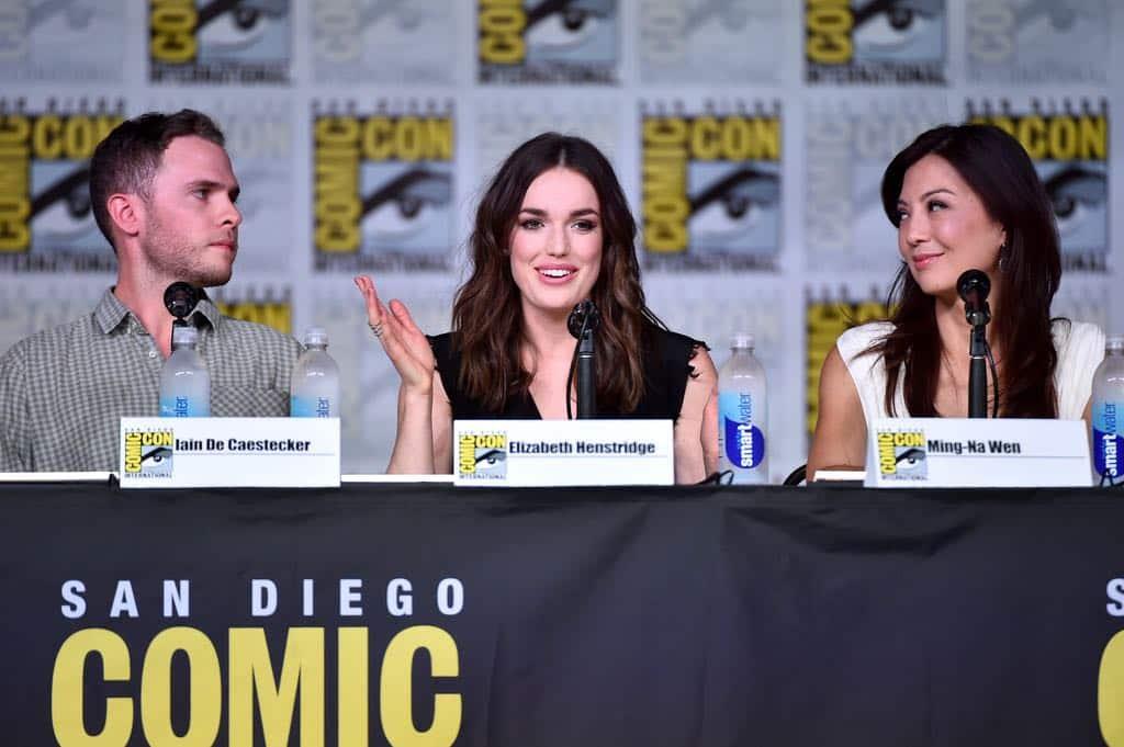 Agents Of SHIELD San Diego Comic Con 2016-26