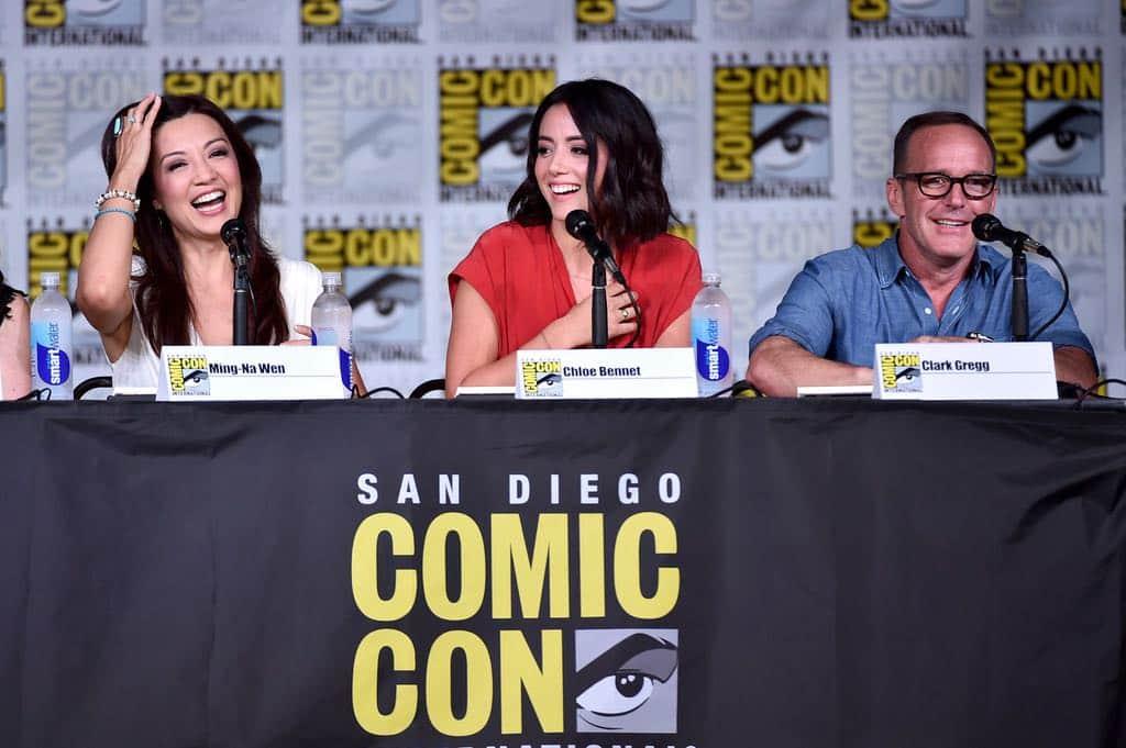 Agents Of SHIELD San Diego Comic Con 2016-21