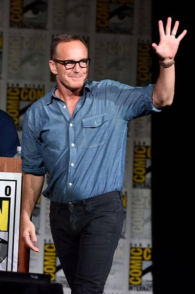 Agents Of SHIELD San Diego Comic Con 2016-20