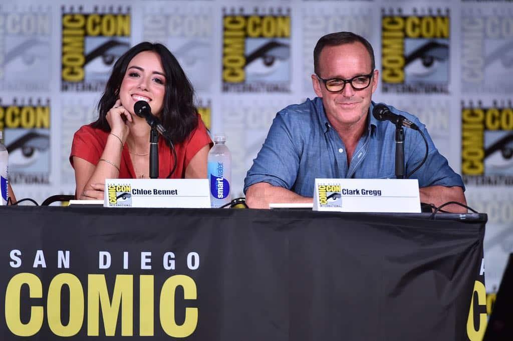 Agents Of SHIELD San Diego Comic Con 2016-19
