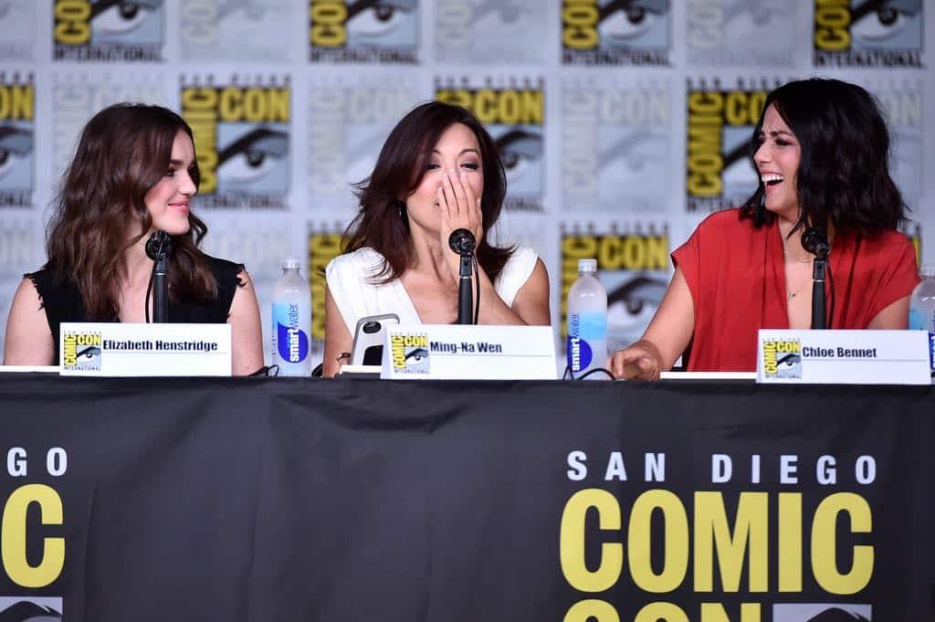 Agents Of SHIELD San Diego Comic Con 2016-14