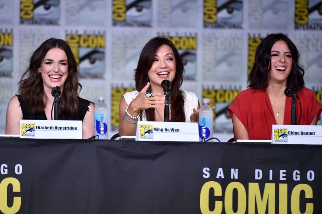 Agents Of SHIELD San Diego Comic Con 2016-10