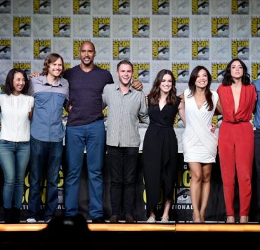 Marvel's Agents of S.H.I.E.L.D. Video Interviews San Diego Comic-Con
