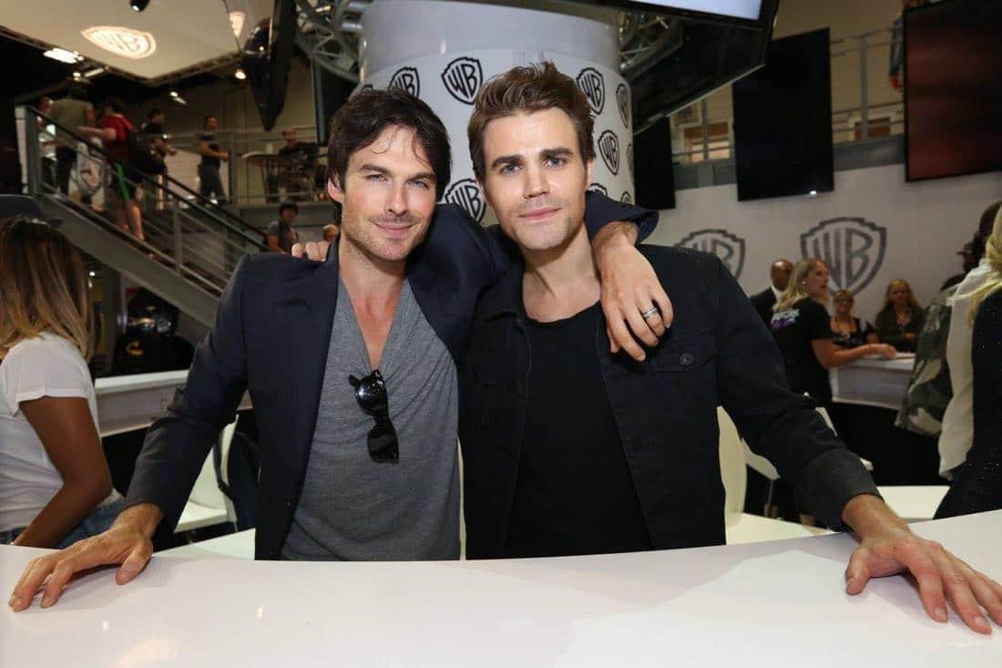 The Vampire Diaries Cast San Diego Comic Con 2016-09
